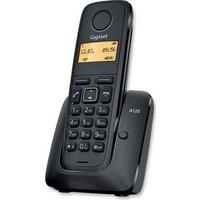 Gıgaset A120 Dect Telefon, Siyah