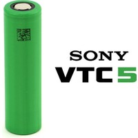 SONY VTC5 18650 3.7V 2600mAh Li-ion Şarjlı Pil (30A Discharger)
