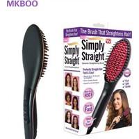 Simply Straight - Saç Düzleştirici Elektronik Tarak