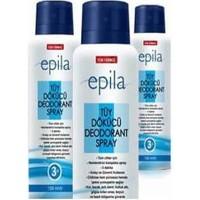 Epila Plus - Tüy Dökücü Deodorant Sprey
