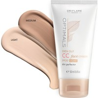 Oriflame Optimals Cc Krem Fondöten Light - 50 ml