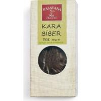 Rasayana Organik Toz Karabiber 50 Gr.