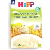 Hipp Organik Pirinçli Tahıl Bazlı Kaşık Maması 200 gr