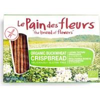 Le Pain Des Fleurs Glutensiz Karabuğday Kraker 125 Gr.