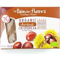 Le Pain Des Fleurs Glutensiz Kestaneli Kraker 125 Gr.