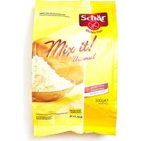 Schar Glutensiz Mix It Çok Amaçlı Un 500 Gr.