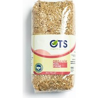 Ots Organik Kızıl Pirinç 750 Gr.