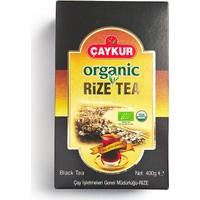 Çaykur Organik Siyah Rize Çayı 400 Gr.