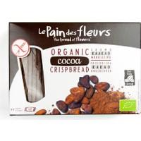Le Pain Des Fleurs Glutensiz Kakaolu Kraker 125 Gr.