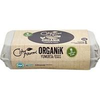 Cıty Farm Organik Yumurta 10'lu