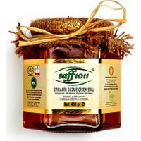 Saff 1011 Organik Süzme Çiçek Balı 400 Gr.
