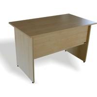 Vena Merve Ofis Masası - Akçaağaç 120x70x75