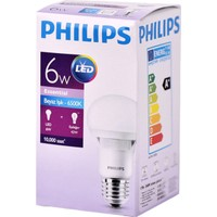 Philips Essential Led Lamba 6-42W E27 Beyaz