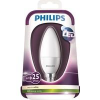 Philips Led 25W Ampul E14 Ww 230V B35 Fr Nd/4