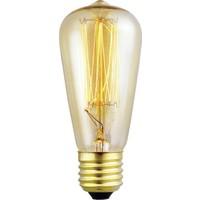 Eglo VintageDekoratif Rustik Edison Ampul Sarı Işık 49501