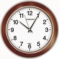Time Gold Sorti Duvar Saati(ceviz)-30cm TG162ABCEVİZ