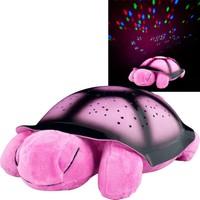 Practika Renk Değiştiren Müzikli Kaplumbağa Gece Lambası Pembe