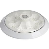 Modelight Beyaz Ledli Şarjlı Sensörlü Tavan Armatürü