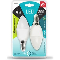Petrix 4 Watt - Mum - Led Ampul - E-14 Duy - 2'li Paket - Beyaz Işık