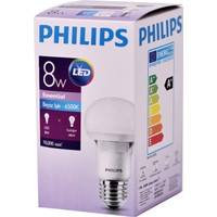 Philips Essential Led Ampul 8-48W E27 Beyaz