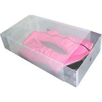 Rem Plastik Çizme Kutusu 2Li Set