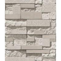 Bien Wallpaper 9250 Taş Desen Duvar Kağıdı