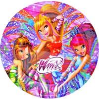 Balonevi Winx Club Tabak (23 cm - 8 Adet)