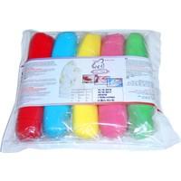 Dr Paste Dr Paste 5 Renk Şeker Hamuru