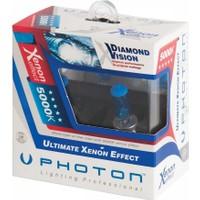 Photon H7 5000K Beyaz Oto Far Lambası Ampul Xenon Effect