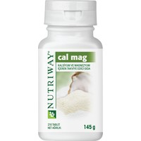 Amway Nutriway Calcium Magnesium 210 Tablet