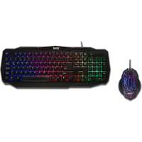 İzoly Z500 Led Oyuncu Klavye Ve Mouse