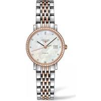 Longines Elegant Automatic 29Mm Ladies Watch L4.310.5.88.7