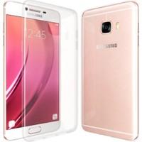 CepToys Samsung Galaxy C7 Silikon Kılıf
