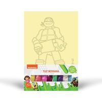 Ninja Turtles-1 Tuz Boyama KB-021