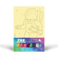 Astronot-2 Tuz Boyama KB-097