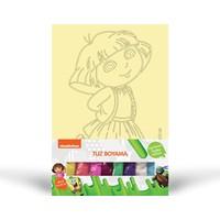 Dora-4 Tuz Boyama KB-028
