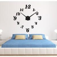 Dıy Clock Yeni Nesil 3D Duvar Saati model 9