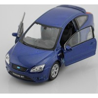 Welly Ford Focus St - 4'lü Set