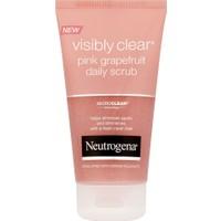 Neutrogena Visible Clean Pink Grapefruit Daily Scrub 150Ml