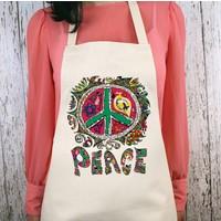 iF Dizayn Peace Barış Simgesi Mutfak Önlüğü