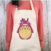 iF Dizayn Totoro Baskılı Mutfak Önlüğü