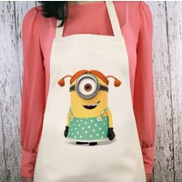 iF Dizayn Minion Girl Mutfak Önlüğü