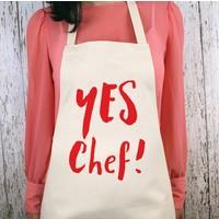 iF Dizayn Yes Chef Mutfak Önlüğü