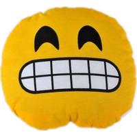 Emoji Yastık - Sırıtan Emoji Yastık
