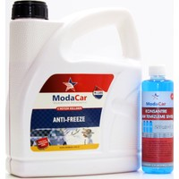 ModaCar ANTI-FREEZE 3 LİTRE + -70 Cam Suyu Katkısı 104960
