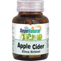 Sepe Natural Sepe Natural Apple Cider 90 Kapsül X 380Mg   Elma Sirkesi