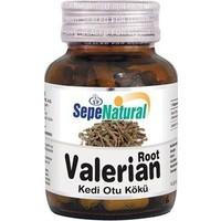 Sepe Natural Sepe Natural Valerian 90 Kapsül X 330Mg   Kediotu Kök Ekstraktı