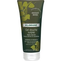 Klorane Gel Douche Surgras Instant Boise - Baharat Esanslı Duş Jeli 200Ml