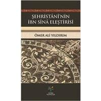 Şehristani'Nin İbn Sina Eleştirisi