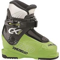 Dalbello - Cx 1 Çocuk Kayak Ayakkabısı Siyah - Yeşil